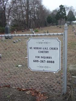 Mount Moriah AME Church Cemetery