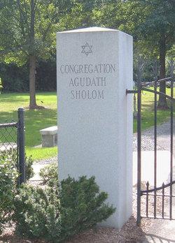 Agudath Sholom Cemetery