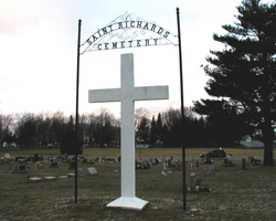 Saint Richards Cemetery