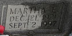 Martha Ellen <i>Edde</i> Strickland
