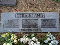 Infant Strickland