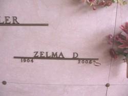 Zelma D. <i>Dawson</i> Butler