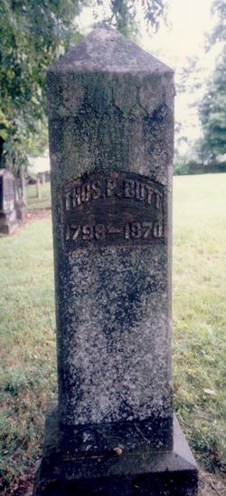 Thomas P Butt