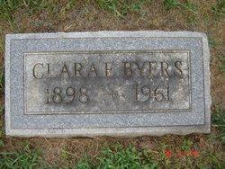 Clara Elizabeth <i>Shipp</i> Byers