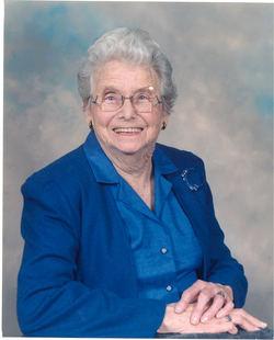 Doris Elsie <i>Canon</i> Branch