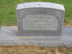 James Henry Abel, SR.