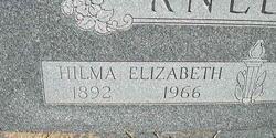 Hilma Elizabeth <i>Taube</i> Kneller