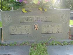 Gladys P <i>Shirah</i> Marler