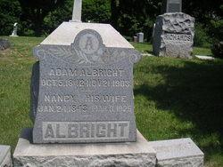 Nancy <i>Outcalt</i> Albright