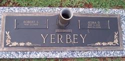 Jesma E <i>Dean</i> Yerbey