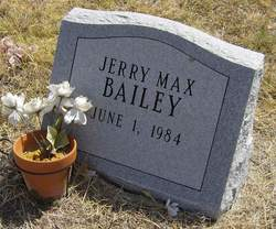 Jerry Max Bailey, Jr