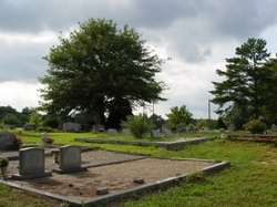 Olive Springs Baptist Cemetery