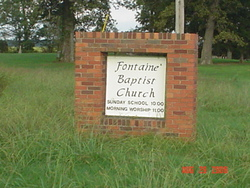 Fontaine Baptist Church Cemetery
