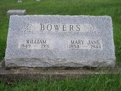 Mary Jane Bowers