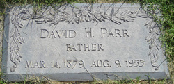 David Hossack Parr