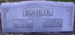 Elizabeth <i>Spencer</i> Boehler