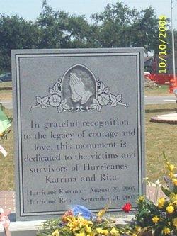 Hurricanes Katrina and Rita Memorial