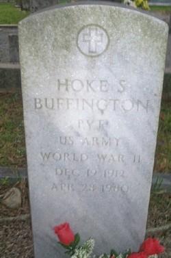 Pvt Hoke S. Buffington