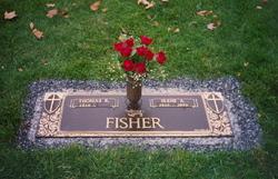 Irene Marie <i>Ashworth</i> Fisher