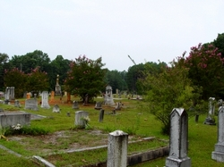 Mount Vernon Baptist Church Cemetery