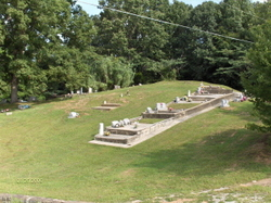 New Bethel AME Cemetery
