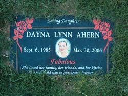 Dayna Lynn Ahern