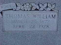 Thomas William Cox