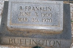 B. Franklin Buffington