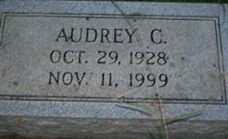 Audrey C. Buffington