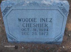 Woodie Inez <i>Cox</i> Cheshier