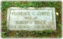 Florence C <i>Curtis</i> Brace