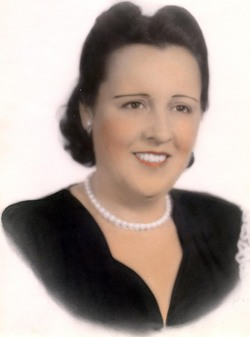 Blanche Virginia <i>Harding</i> Faunce