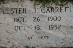 Lester J. Garrett