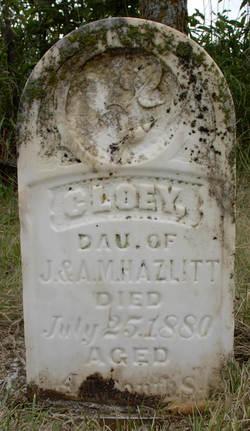 Cloey Hazlitt