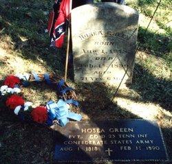 George Hosea Green
