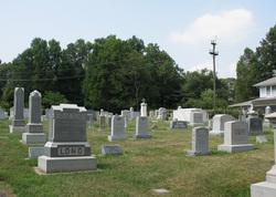 Davidson College Cemetery