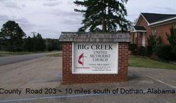 Big Creek United Methodist Church Cemetery
