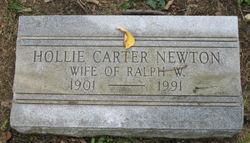 Hollie <i>Carter</i> Newton
