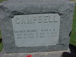 Nora Bell <i>Stice</i> Campbell