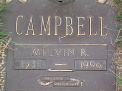 Melvin R. Campbell