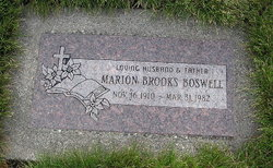 Marion Brooks Boswell