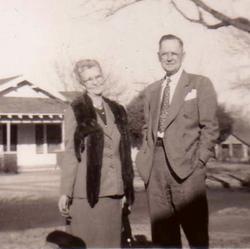 Minnie Vera Tante <i>Stephens</i> Baker