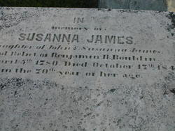 Susannah <i>James</i> Bouldin