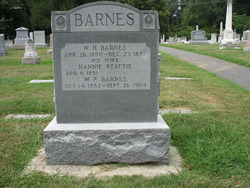 Nannie <i>Beattie</i> Barnes