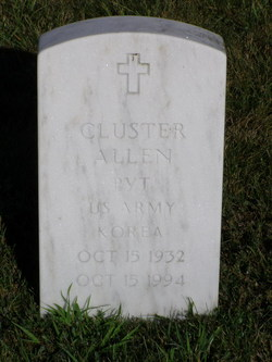 Cluster Allen