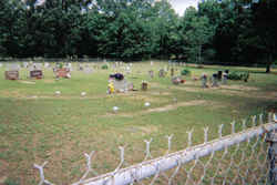 Finley Creek Cemetery