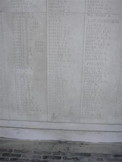 Corporal Thomas T Ward