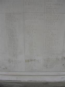 Corporal Arthur John Ellam