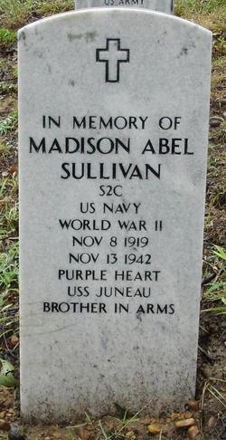 Madison Abel Matt Sullivan
