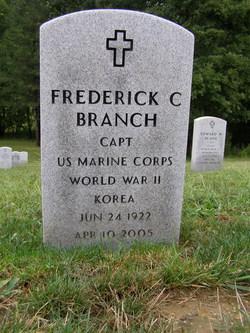 Frederick C. Branch